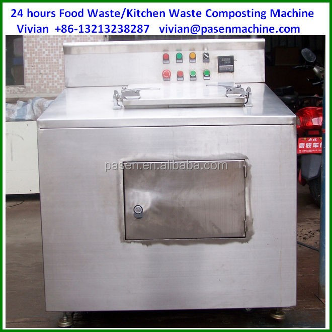 broyeur de d chets alimentaires compostage des d chets alimentaires machine pour communaut. Black Bedroom Furniture Sets. Home Design Ideas