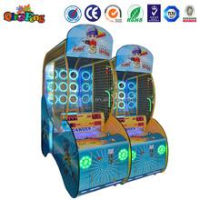 Caliente venta chino ML-QF668 de billetes redemption bingo máquina de juego para la copa del mundo