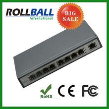 Good price 24 Gbps 8 port nvr poe
