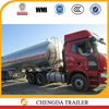 2015 hot sale Chengda aluminum tanker semi trailer with good quality and good price