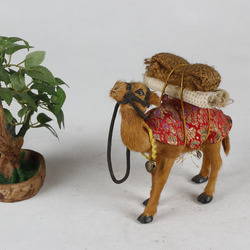 lovely festival and party decorations camel statue