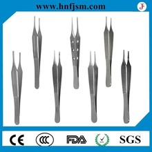 Stainless steel tissue forceps for plastic surgery with CE,ISO,FDA approved