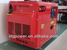 5KW Generadores Diesel silencioso