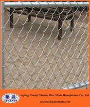 eletric galvanized chain link wire mesh fence,diamond wire mesh manufacture&supplier