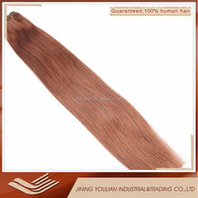 New Arrival 100% Pure Indian Hair Virgin Indian Human Hair Color 33 straight Indian Remy Hair