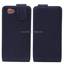 protective artificial leather mobile phone case for sony L39h mini