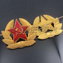Custom Aluminum Metal Cap Badge/Cockade for Airline