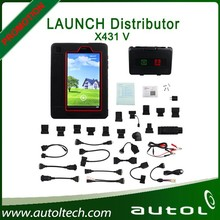 Launch X-431 V with vast car model coverage powerful test function X431 Pro Original Launch X431 V