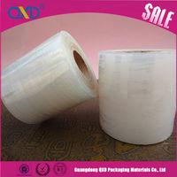 high Quality hdpe ldpe pet plastic film rolls scrap