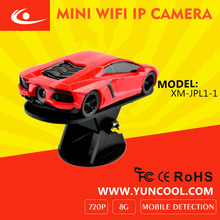 Car DVR With build- in wireless 120 Degree lens car multi camera recorder