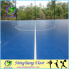Anti-slip Outdoor PP Interlocking Futsal Flooring for Futsal court