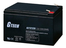 12V 12AH Sealed Lead Acid Battery Rechargeable Battery With High Updated AGM Valve Regulated Technology Lead Acid Battery