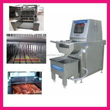 Precio de fábrica salmuera inyector de la carne para salchicha fábrica venta