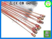 de vidrio de frijol 100k termistor ntc