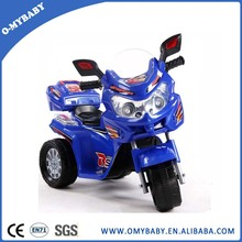 New Design Rechargeable Kid Three Wheel Motorcycle