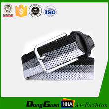 Twisted Unisex OEM Woven Braided Belts