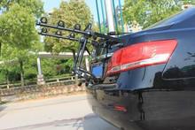 Trunk Mount 3-Bike Carrier