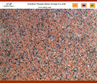 Chinese Natural Granite G386 Peninsula Red Granite