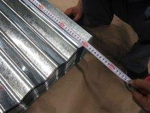 Thin Gauge Galvanized Corrugated Steel Sheets