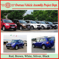 Hot Sale Petrol SUV Car 4x4 For Exportation with Mitsubishi Engine