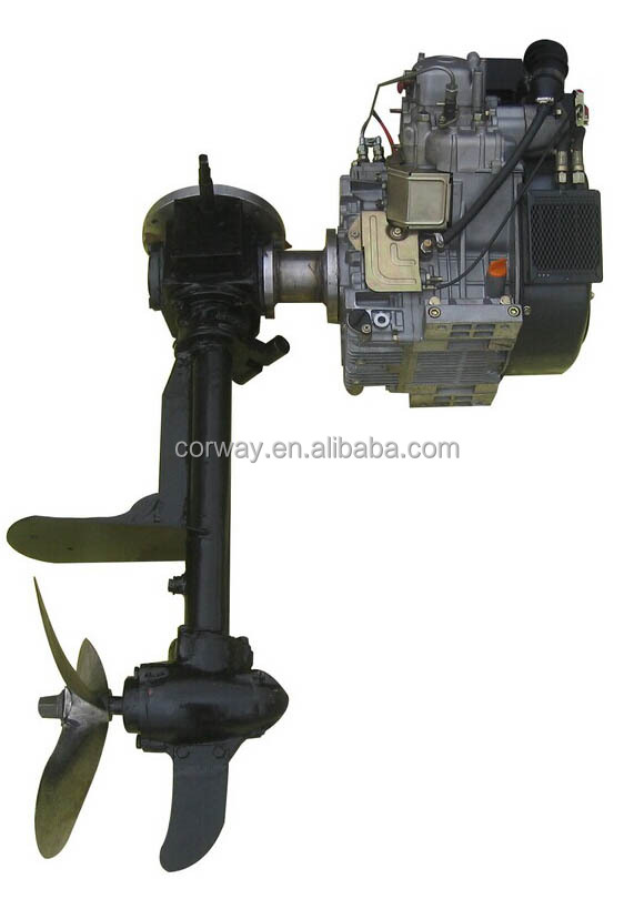 Royway Gear Driven 4 Stroke Diesel Outboard Motor Buy