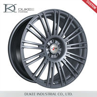 High quality China supplier via aluminum wheels