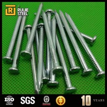 Galvanized concrete steel nail from steel concrete nail supplier