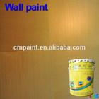 Parede do edifício líquido nano decorativa verniz à base de água revestimento