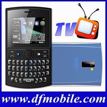 "Unlocking 2.2"" GPRS FM Bluetooth Quad Band Dual Sim Mobile Celular Phone Asha205"
