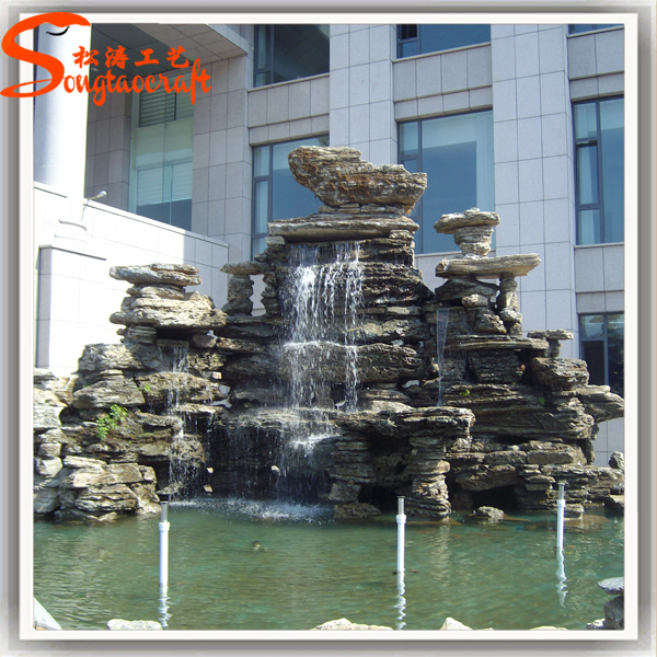 2015 hot sale new style high durability decoration china for Large garden rocks for sale