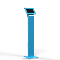 Anti-theft iPad Kiosk Stand for Trade Show