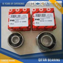 FAG bearing deep groove ball bearing 6200-C-2HRS
