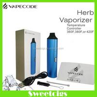 2015 new hot E Pen Vape Dry Herb Kit personal e cigarette portable dry herb vaporizer max