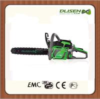 58cc/61cc 2015 new model gasoline chain saw