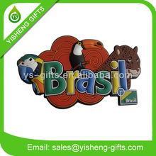 Customized pvc fridge magnet/rubber fridge magnet