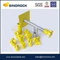 Anclajes de acero autoperforantes SINOROCK