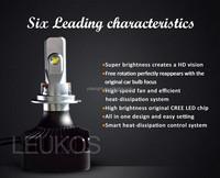 hid xenon LED h7 4500k 6000k 8000k 10000k