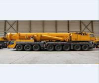 Liebherr used 500tons LTM1500-8.1all terrain crane 500 ton liebherr crane