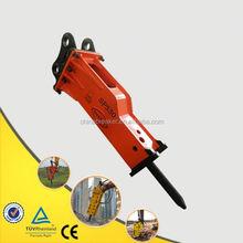 silenced type soosan sb30 hydraulic attachment for excavator