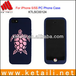 Good Quality 3D Silicone Mobile Phone Cover for iPhone 5/5S