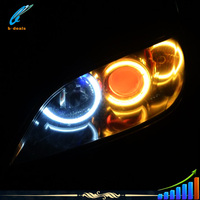 2015 New product Car led ccfl angel eyes halo rings ccfl angel eyes for Mazda3