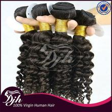 Brazilian Unprocessed cyber monday Deep Curl hair extensions