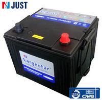 Promotion Largestar Lead acid maitenance free battery MF 6TN (12V 100AH )