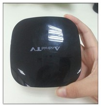 Best selling magic box internet tv with 1080p video decoding , android tv box dual core xbmc jailbreak