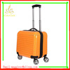 D105 China Supplier small abs hand trolley travel bag