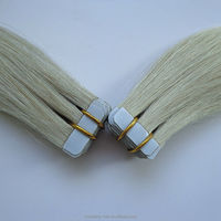 wholesale tape hair extensions #60 Ash blond