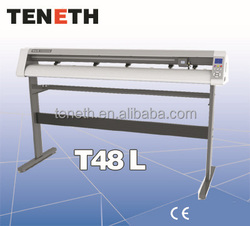 High Accuracy ARMS USB Driver Cutting Plotter with AAS Automatic Contour Cutting