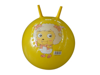 """OTLOR 18"""" Cheap Promtion practice jumping ball /PU jumping ball customize your own china made factory supply"""