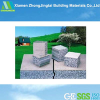 Building Insulation Eps Cement waterproof exterior wall siding panel