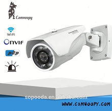 camnoopy Outdoor Waterproof IR Bullet network home anti theft security P2P Ovnif H.264 720P